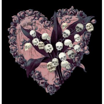 8x8 Happy Death Day Print